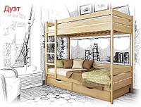 Кровать детская Дует