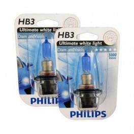 Philips Diamond Vision 5000K HB3