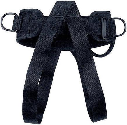 Страховочный пояс Singing Rock Safety Belt XL чёрный W0025.BB , фото 2