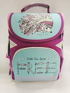 Рюкзак жесткий ортопедический школьный каркасный Kite