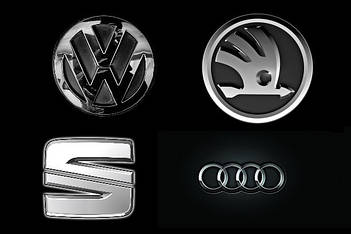 VW; AUDI; SEAT; SKODA