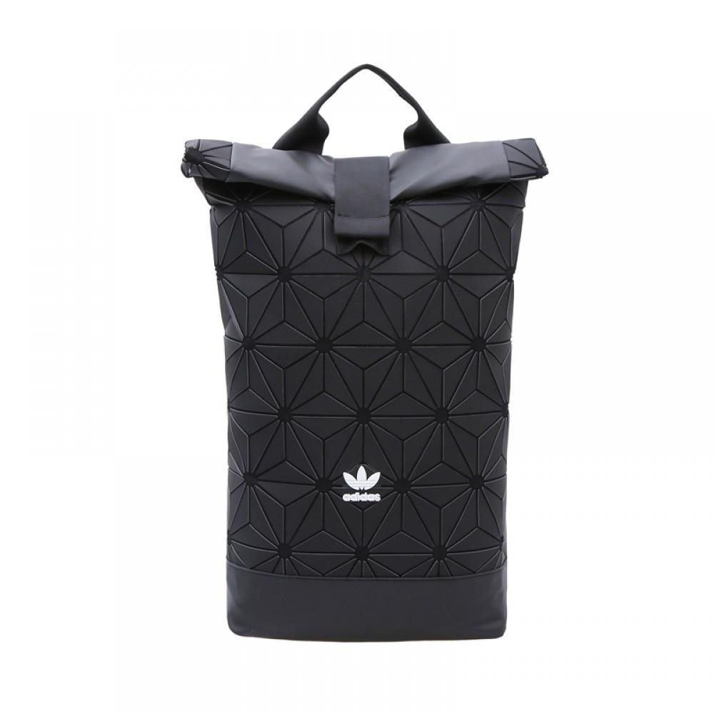 fb525d2319f2 Городской рюкзак Adidas Originals Urban 3D Roll Up Black - Компания