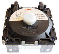 Датчик давления воздуха (прессостат, Р раб= 0,9 mbar,  Pmax 10 mbar, два контакта), код сайта 0737