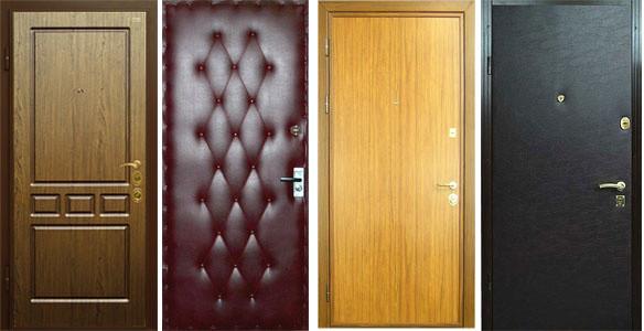 Обивка дверей ТОП