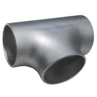 Тройники стальные приварные Ду15-600