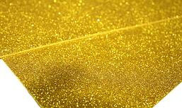 Фоамиран 2мм 20х30см Золото