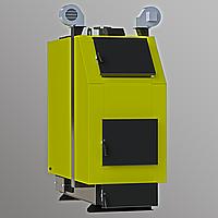 Промышленные котлы Kronas Prom 80 кВт котлы для отоплени на твердом топливе с турбиной и автоматик