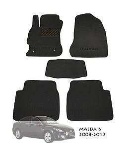 Коврики в салон Mazda 6 2008-2012 (5 шт.)