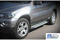 Задняя защита Special BMW X5 E-53 1999-2006 (БМВ Х5)