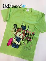 Копия Яркие футболки для девочек