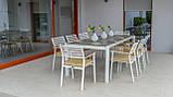 Обеденное кресло  SAVONA   алюминий, фото 5