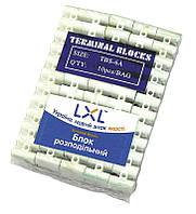 Распределительный блок 6A ( PА,6мм ) LXL