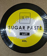 Профессиональная сахарная паста для шугаринга Gold ColIection Enjoy professional Soft 450гр., фото 1