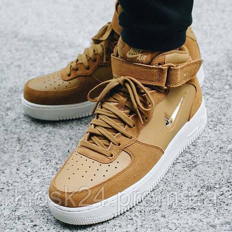 Оригинальные кроссовки Nike Air Force 1 Mid 07  LV8 (804609-200 ... 4c017428b96