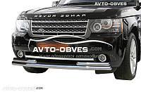 Защита переднего бампера для Land Rover Range Rover Vogue тип Amazor