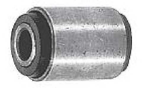 Сайлентблок рычага подвески (00587) Metalcaucho