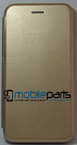 Чехол -Книжка Fashion Case дляXiaomi RedMi 6X | A2 (Золотой)