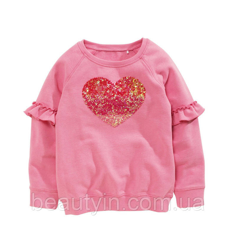 Кофта для девочки Драгоценное сердце Jumping Beans