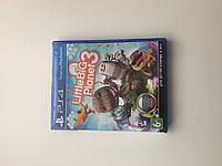 Диск игра little big planet 3 PS4, фото 1