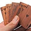 Деревянные игральные карты