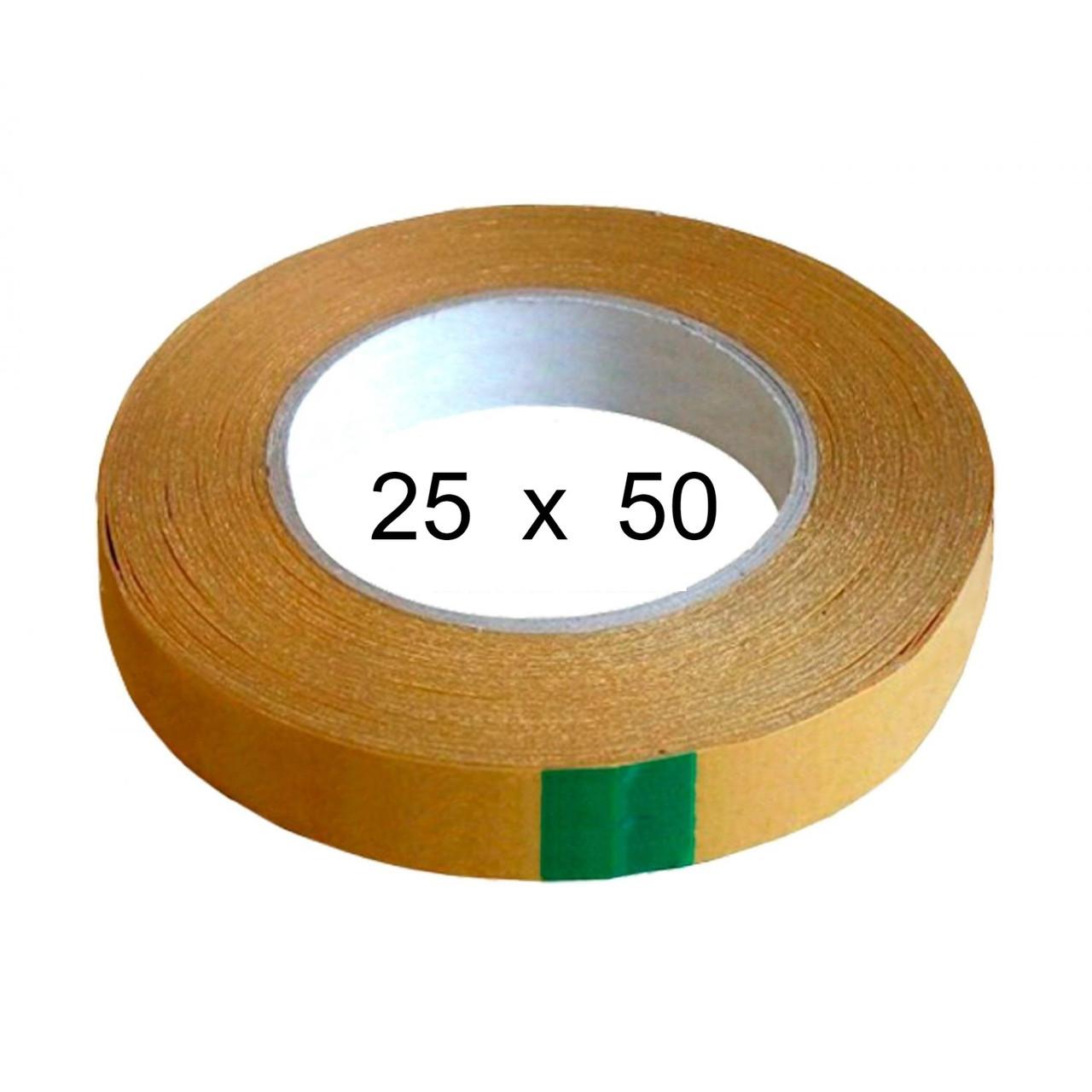 Двухсторонний скотч BOMA 4140 - 25 мм × 50 м (прозрачный)