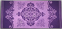 Полотенце махровое  50*90 ЭМИЛИЯ фиолет 100% хлопка, арт. ЭМИЛИЯ (шт.)