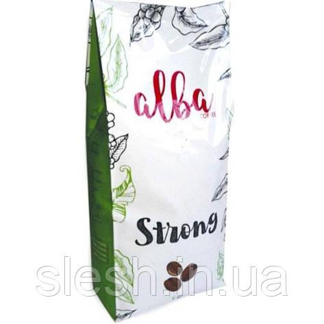 Кофе в зернах Alba Strong 1 кг Италия., фото 2