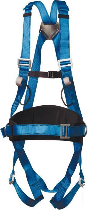 Страховочная привязь Венто «Высота 028» 2 (кушак + точки на спине и на груди) vst 028 2