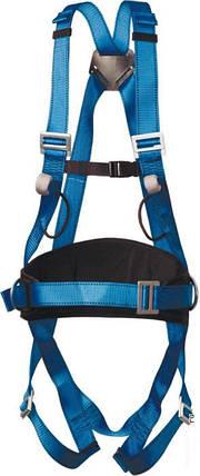Страховочная привязь Венто «Высота 028» 2 (кушак + точки на спине и на груди) vst 028 2 , фото 2