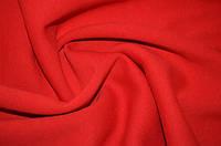 Футер трёхнитка с начёсом  ( красный)