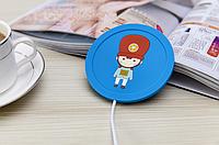 Podarki USB подогрев чашки Солдатик Синий, фото 1