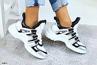 Шикарные женские кроссовки Louis Vuitton, фото 1