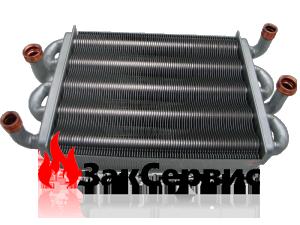 Теплообменник битермический на газовый котел Baxi Main 5 710537600