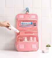 Podarki Органайзер для Косметики Bei Lian Toiletry Pouch (Корраловый), фото 1