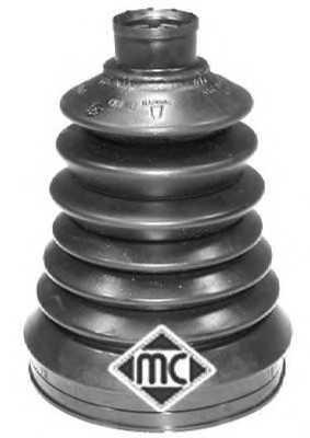 Пыльник ШРУСа наружного (01521) Metalcaucho