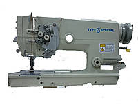 Двухигольная беспосадочная  швейная машина Type Special S-F02-875-6240B