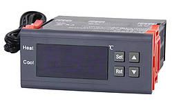 Цифровий Терморегулятор STC-1000 -50 ~ 99° C 220 В, 10 А для коптильні інкубатора 2000-03400