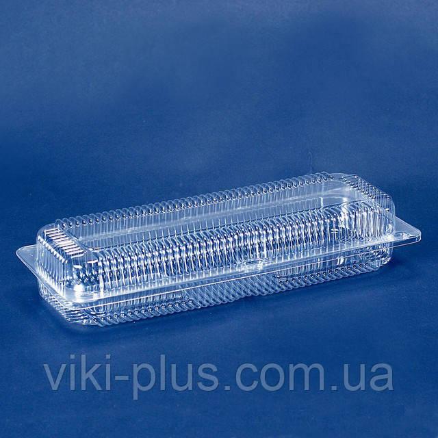 Лоток пластиковый 1650мл ПС-130