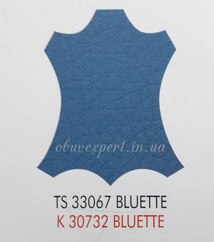 Краска TOLEDO SUPER 33067 bluette/васильковый, спиртовая для кожи, 1L, фото 2