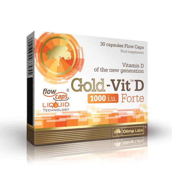 Витамин Д Olimp Gold Vit D Forte 30 caps