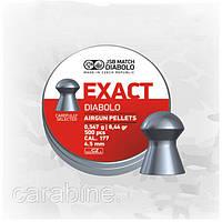 JSB Diabolo Exact 0,547 гр 500 шт/уп 4,53  мм