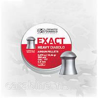 JSB Diabolo Exact Heavy 0,67 гр 500 шт/уп 4,52 мм
