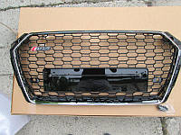 Решетка радиатора Audi A4 (2016-), фото 1