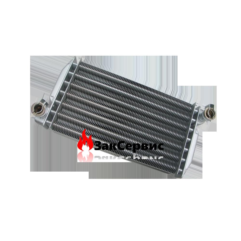 Теплообменник первичный на газовый котел Baxi Eco, Luna (Max) - 310, Westen Energy, Star 280 FI 608550