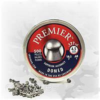 Пневматические пули 4,5 Crosman Premier Domed 500 штук, 0,68г, 6-LUM 77
