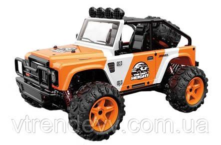 Машинка р/у 1:22 Subotech Brave 4WD 35 км/час (оранжевый)