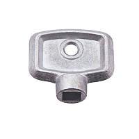 🇮🇹 Ключ металлический, квадратный 5 мм для крана Маевского ICMA №718