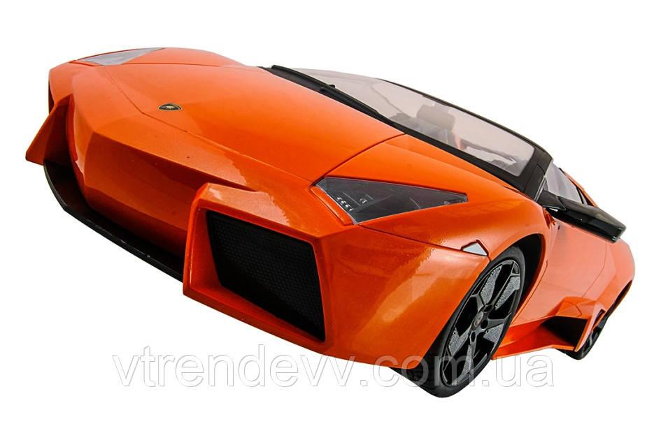 Машинка р/у 1:10 Meizhi лиценз. Lamborghini Reventon (оранжевый)