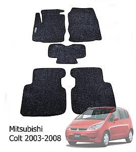 Коврики в салон Mitsubishi Colt 2003-2008 (5 шт.)