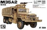 M35A2 2 1/2T CARGO TRUCK. 1/35 AFV 35004